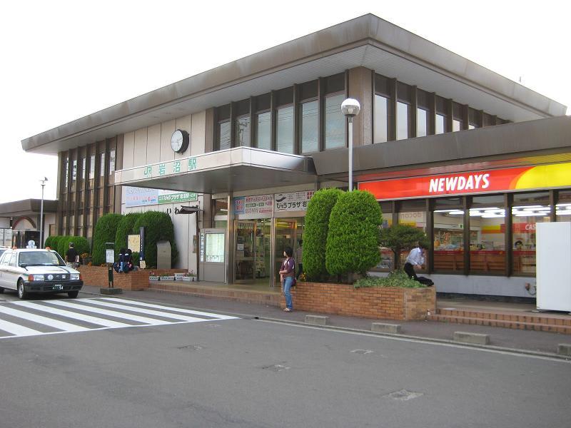 岩沼駅(JR東日本) - 鉄旅にでようよ!