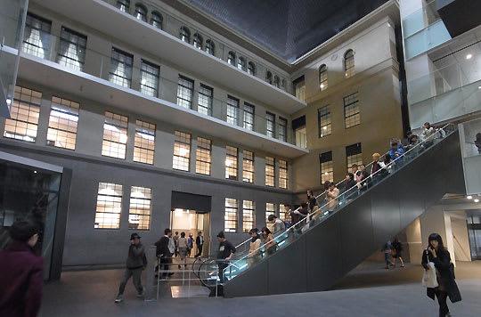早稲田大学3号館 - 都市徘徊blog