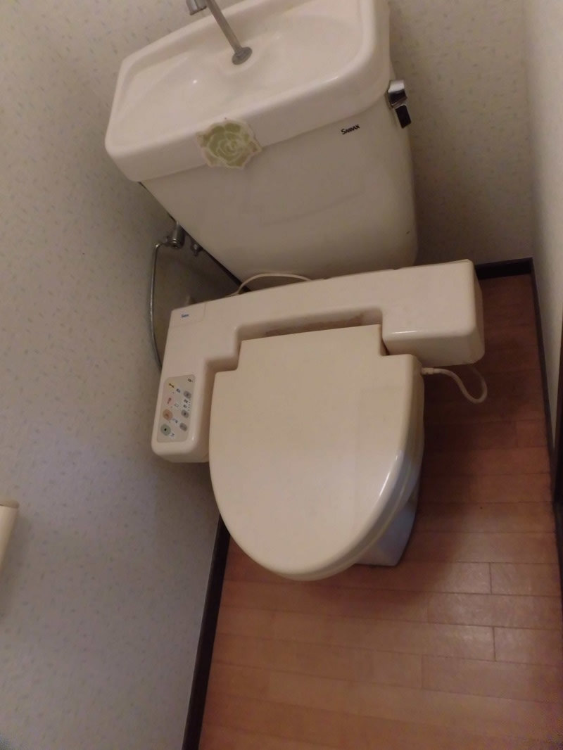 ウォシュレット 掃除 トイレ