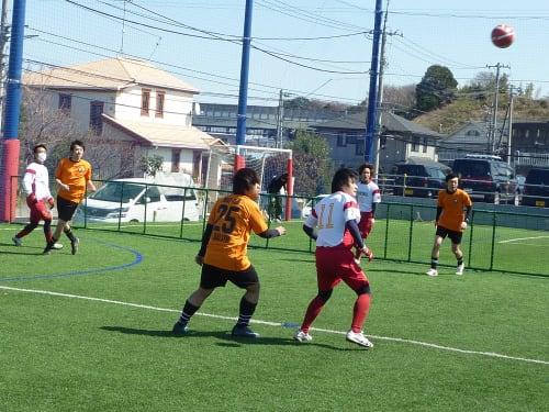 マリノス フットボール パーク 東山田
