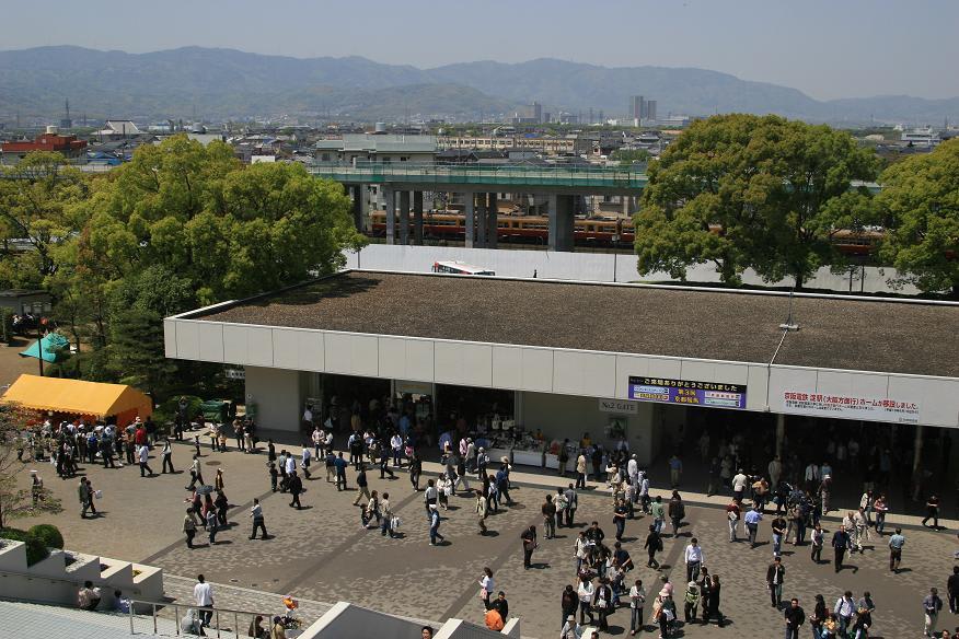 京都 競馬 場 工事