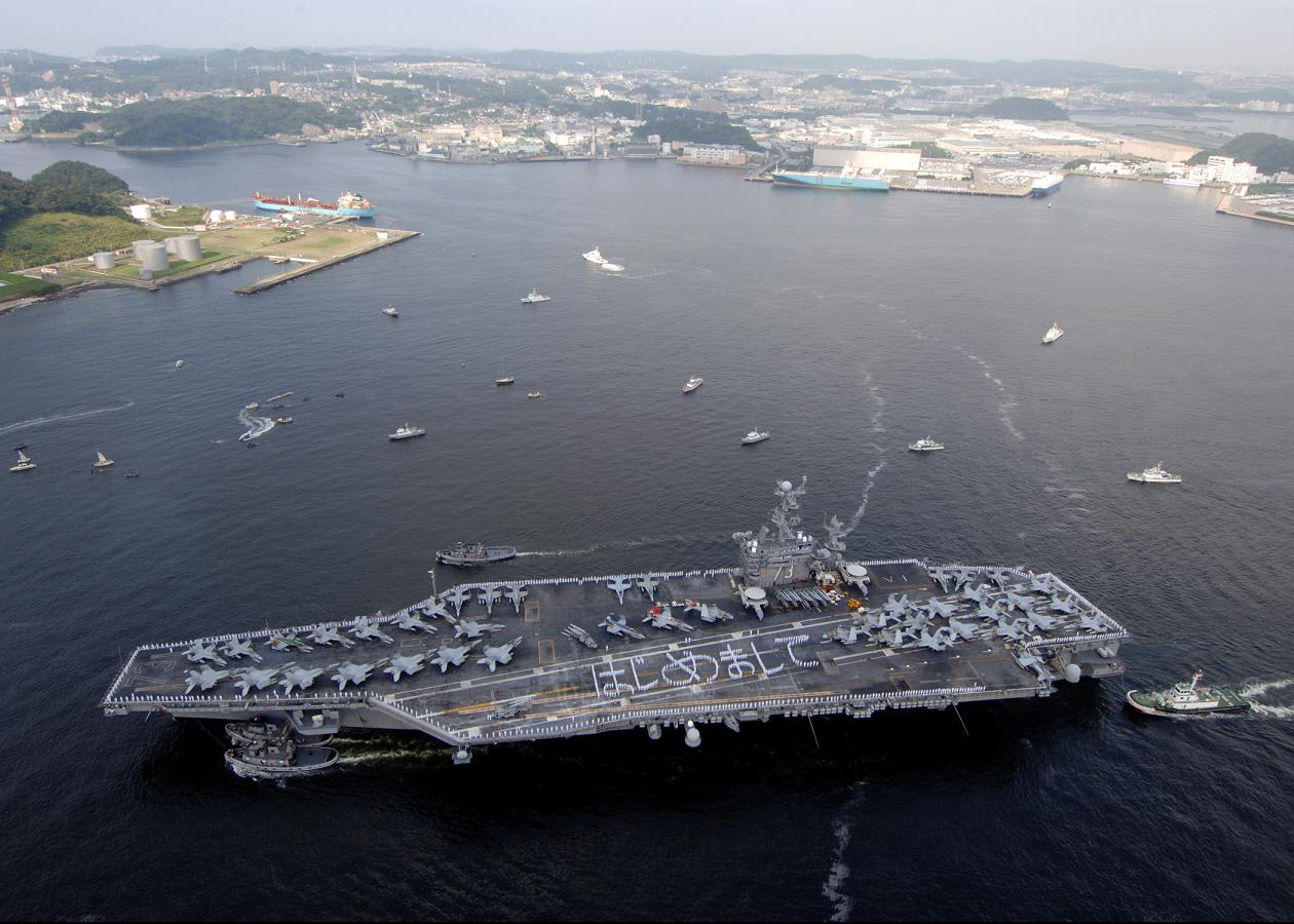 画像で見るアメリカ軍の装備