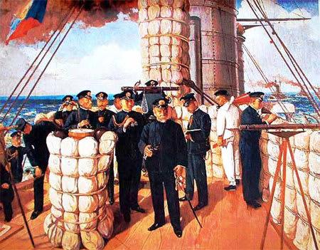 今日は海軍記念日! - Sagres