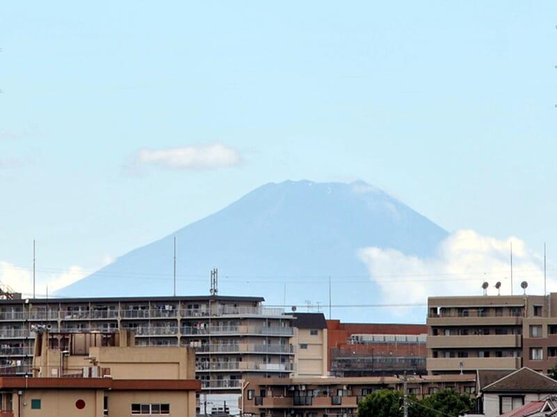 10月23日 富士山