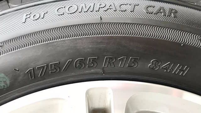 For COMPACT CAR 175/65 R15 84H