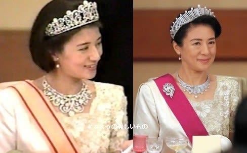 元々は紀宮様の結婚式に着られたドレスだったが・・・サイズを直さないのも雅子様流!
