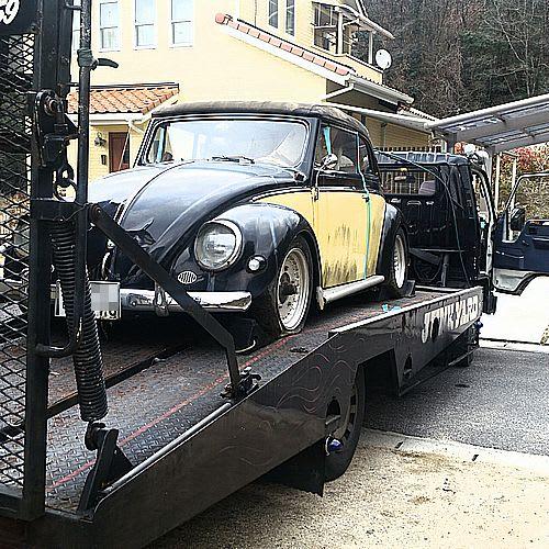 1956y vw t 1conv garage junk for Garage volkswagen rueil malmaison 92