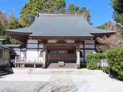 藤沢二伝寺から鎌倉久成寺 - 大佗坊の在目在口