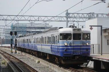 いよいよ終末を迎える新潟の115系電車(第53回) - クハ481-103の駅 ...