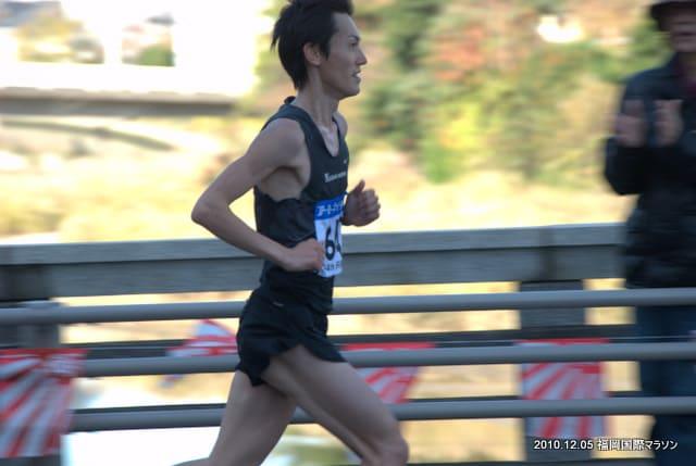 博多写景 福岡国際マラソン - 高...