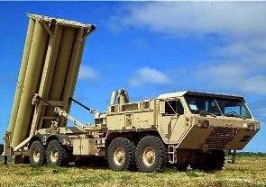 THAADミサイル【岩淸水・米軍装備】