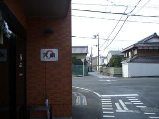 滋賀県草津市の県道18号を西に進...