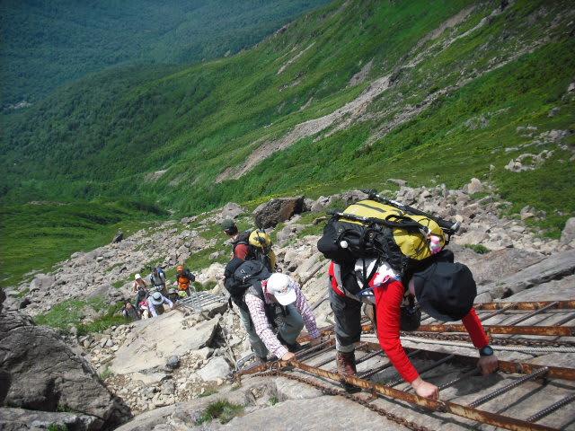 岩手 山岳 ガイド