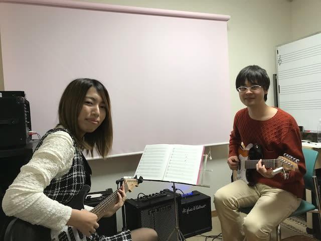 栗山先生のギターレッスン再開