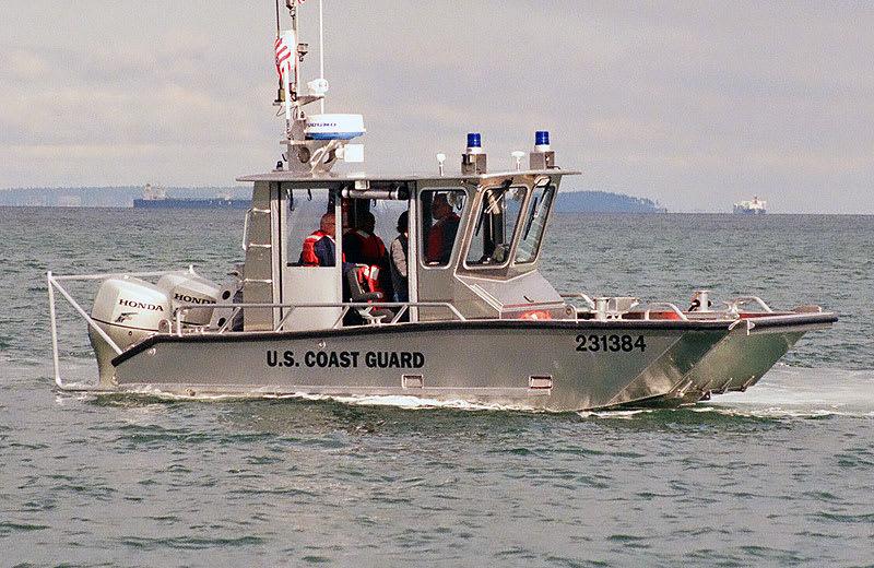 アメリカ沿岸警備隊とBF225A - D...