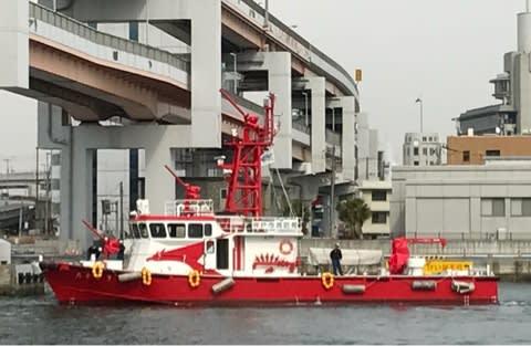 海の安全・港の守り(メリケン波...