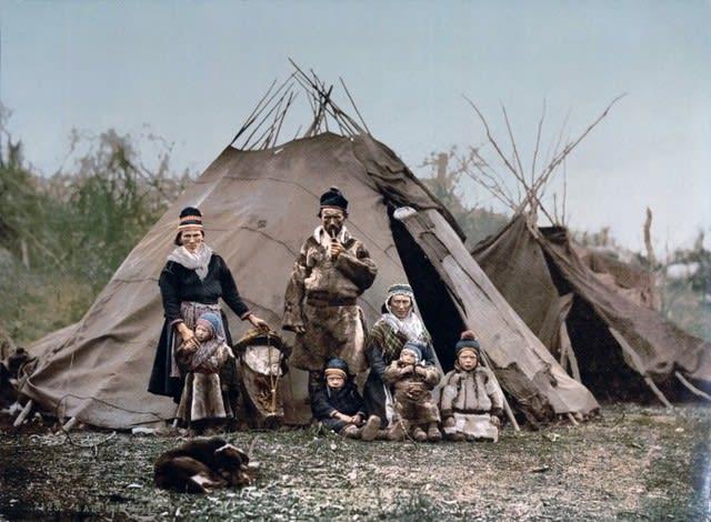 絶滅寸前のヨーロッパの少数民族(1)北欧のサーミ民族の文化 - 後藤 ...
