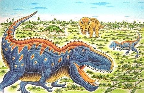 ダスプレトサウルス