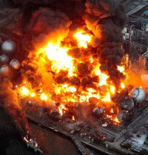 火災 所 大分 製油