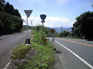 亀割峠(旧国道10号線) - シャ...