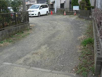茅ヶ崎市 常盤町 月極 駐車場
