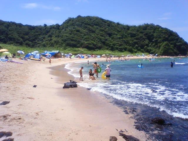 茂串 海水 浴場