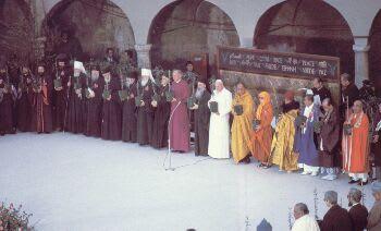 アシジの祈祷集会