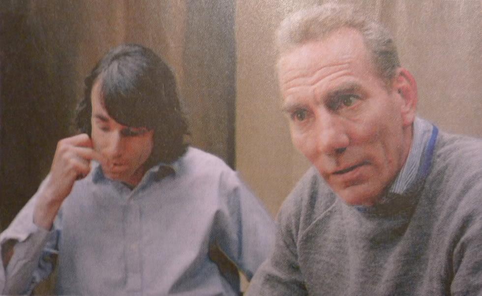 邦題;  父の祈りを   (1993)