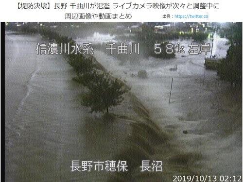 長野 市 河川 ライブ カメラ