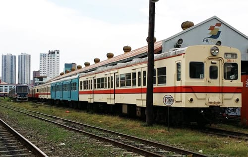 PNR(フィリピン国鉄)近況報告-...