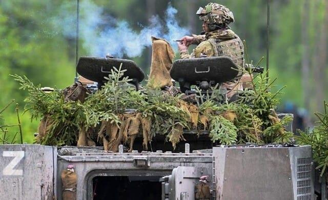 スプリングストーム,エストニアNATO軍共同訓練,NATO軍演習,エストニア軍,SpringStorminEstonia,戦車,乗り物