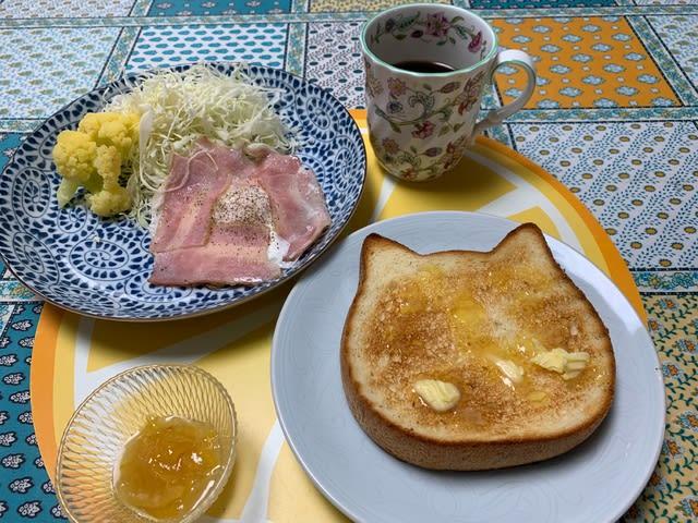 英語 朝 ごはん