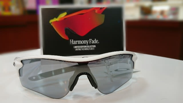 3441f23078 Oakley Harmony Fade Collection