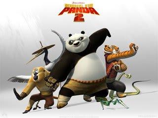 kung fu panda 2 カンフー パンダ2 トーテムさんの映画日記