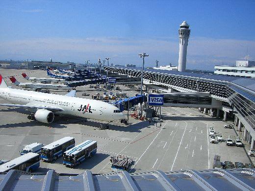 中部国際空港 (セントレア) - 風のたより
