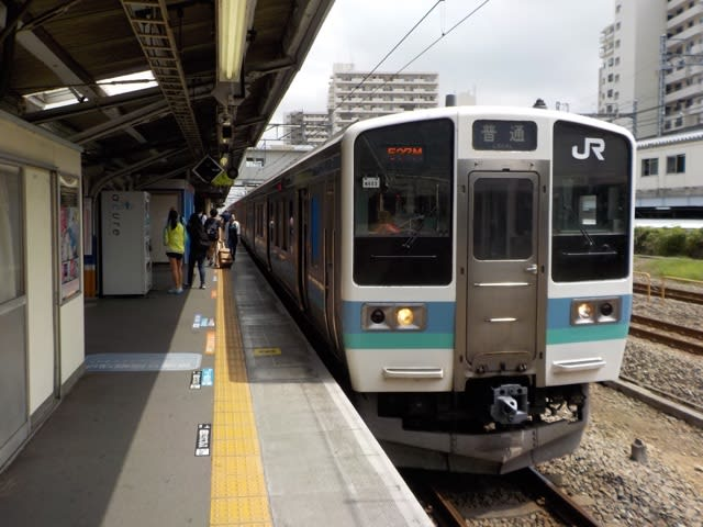 藤野駅から陣馬山 - ライオン餃...