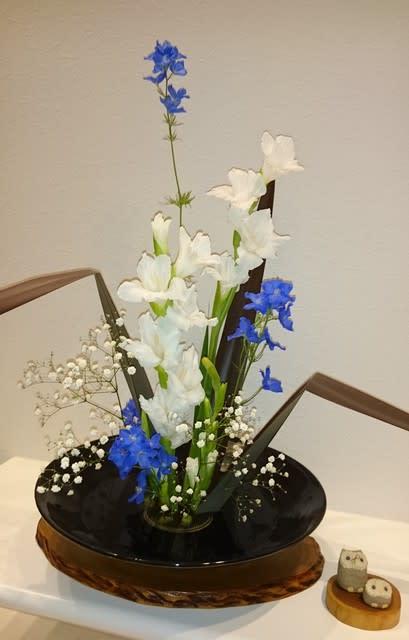 7月の生け花