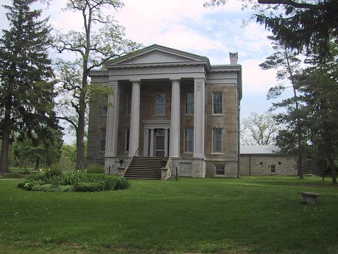 Ruthven Mansion-2
