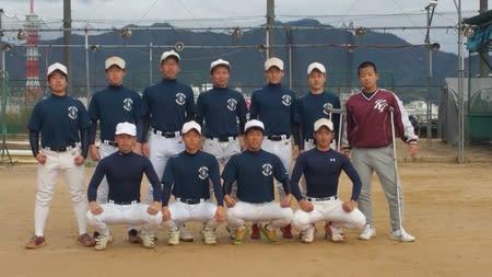 共栄 高校 部 京都 野球