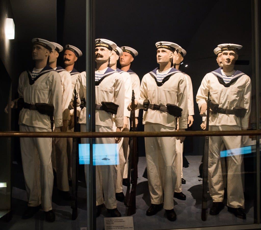 ジーマハト・オストライヒ(オーストリアの海軍力)〜ウィーン軍事史 ...
