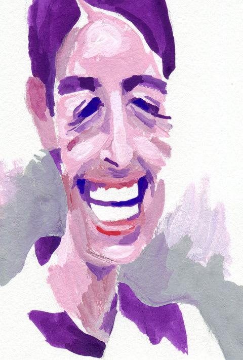 森泉似顔絵イラスト画像