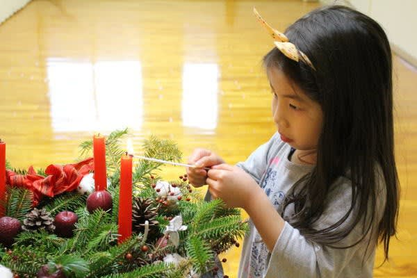 12月の子ども達の様子☆ - 苫小牧...
