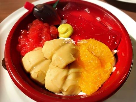 函館の海鮮丼スイーツは美味しい♡金森赤レンガ倉庫のプティ・メルヴィーユ