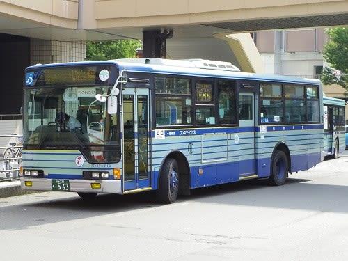 いろいろ仙台市営バス - 町田営業所業務日報