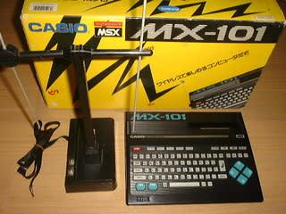 MSX・MX-101・カシオ - 80年代Ca...
