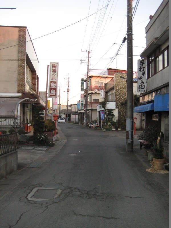【茨城県・潮来市】潮来旧市街地と、仲見世の夢のあと ...