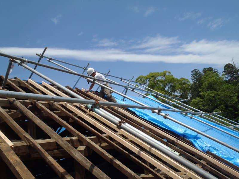 茨城町の古民家 - エコロジーな施工・設計監理日誌