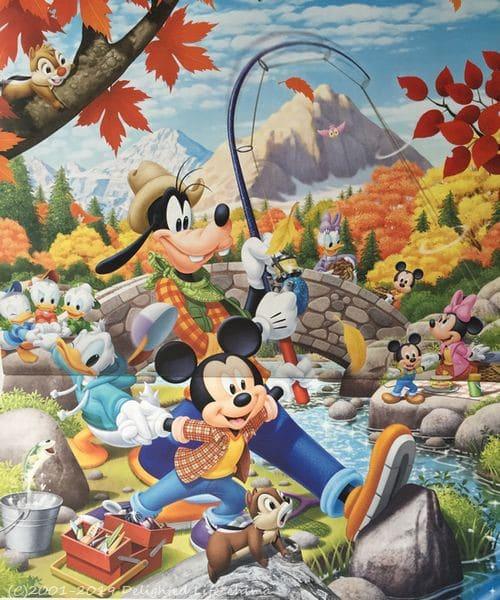 第 一 生命 ディズニー カレンダー 隠れ ミッキー