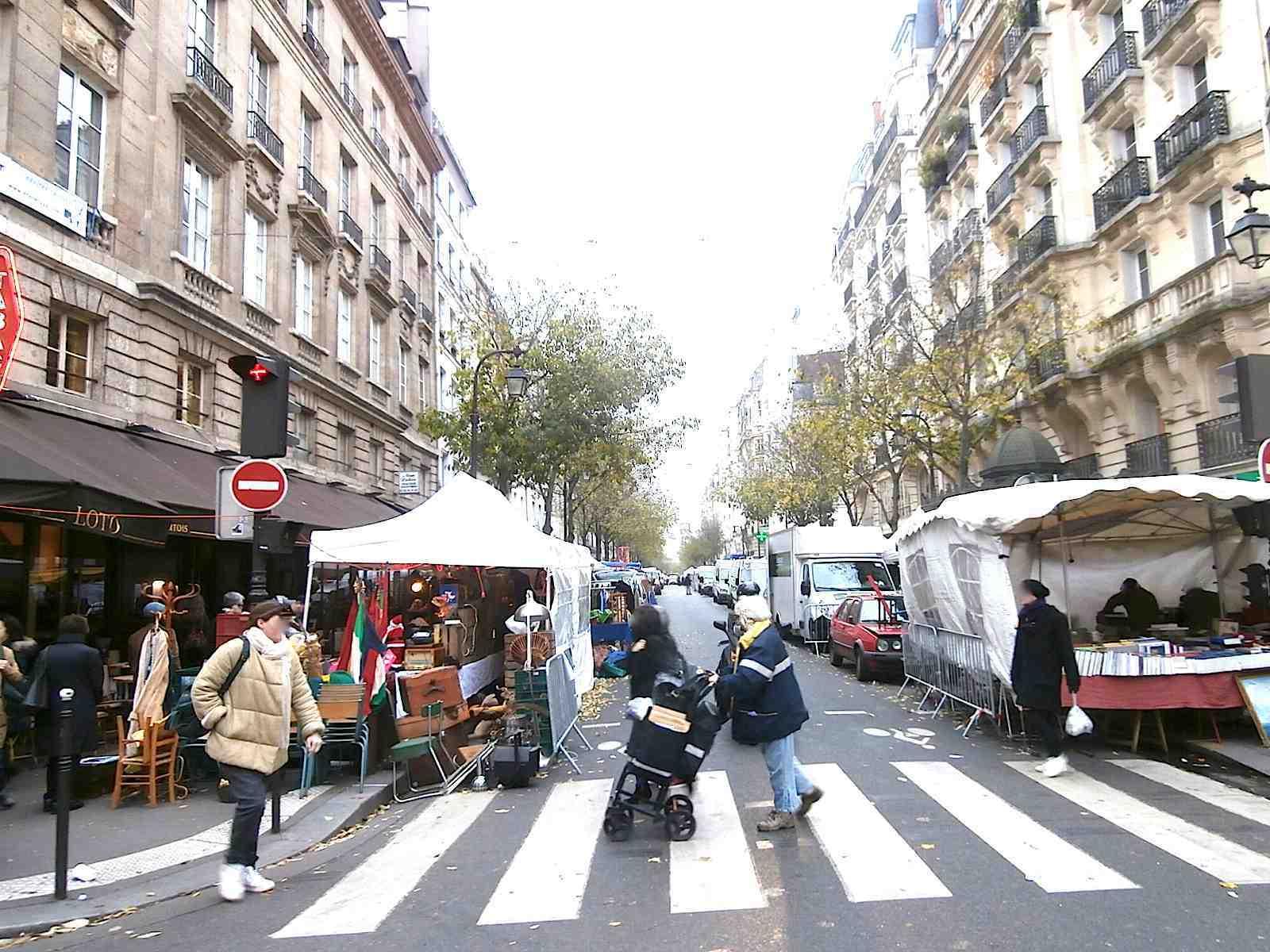 152 brocante de la rue de bretagne 2016 11 25 - Brocante rue de bretagne ...