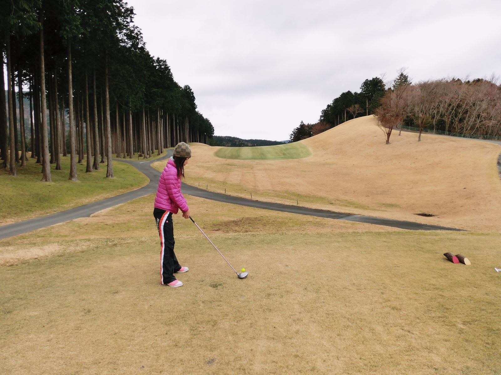 ゴルフ 湯ヶ島